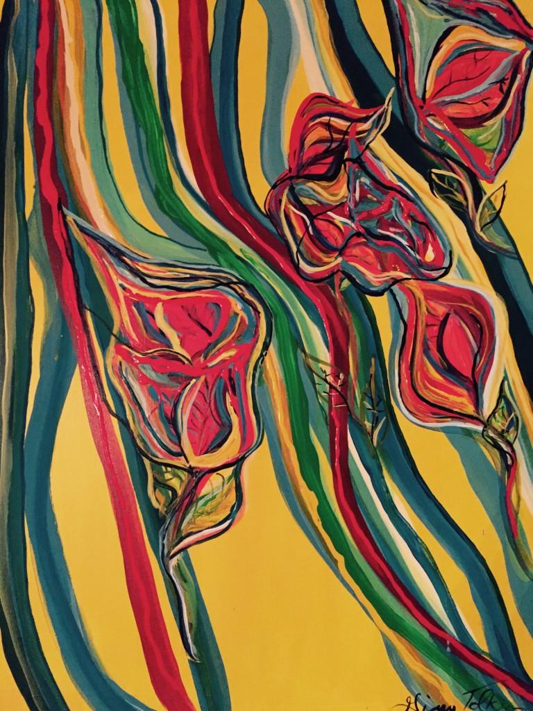 Acrylic Painting 30x40